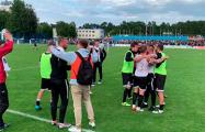 «Крумкачы» выиграли матч Кубка Беларуси