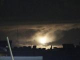 Ливийское телевидение рассказало о ночных ударах по Триполи