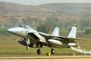 В Виргинии разбился истребитель F-15
