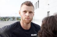 Голкипер сборной Беларуси: Пусть словаки считают нас аутсайдерами, нам это только на руку