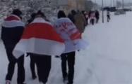 Минская Чижовка вышла на марш