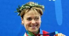 Восьмикратная чемпионка мира по велоспорту Наталья Цилинская родила третью дочку