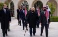 Король Иордании и бывший кронприц появились вместе на публике впервые после попытки госпереворота