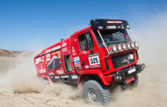Белорусские гонщики пришли 12-ми на аномально жарком этапе «Дакара»