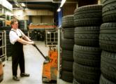Налоговики «наехали» на шинный бизнес