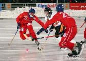 Сборная Беларуси одержала вторую победу на чемпионате мира по хоккею с мячом в дивизионе В