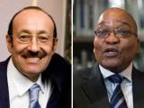 Лидер ЕАЕК встретился с новым президентом ЮАР