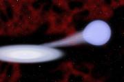 Астрономы увидели взрыв звезды-зомби