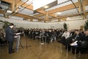 Тема семьи и женщины в современном мире обсуждена на международной конференции в Минске