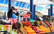 Лисички - по $10 за килограмм: Что и почем на главном рынке Минска