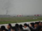 В результате крушения на авиашоу в Китае погиб пилот