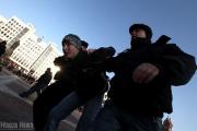 В Барановичах задержали двух активистов «Молодого фронта»