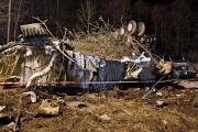 Россию обвинили в изъятии записи взрыва из отчета о гибели Ту-154 Качиньского