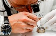 Экспорт швейцарских часов упал более чем на 80%