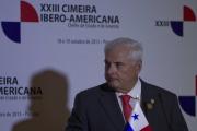 Интерпол объявил в розыск бывшего президента Панамы