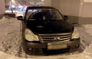 Фотофакт: Белоруска припарковалась так, что разозлила весь двор