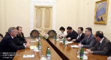 Беларусь и Иран на заседании совместной комиссии обсудили перспективы экономического сотрудничества