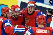 Хоккеисты сборной Беларуси обыграли Германию и вышли в финал турнира четырех наций