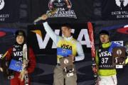 Антон Кушнир занял 4-е место на этапе Кубка мира по фристайлу в Китае