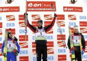 Александр Бабчин занял 32-е место в гонке преследования на этапе Кубка мира по биатлону в Контиолахти