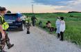 Литовские пограничники снова задержали крупную партию нелегалов из Беларуси