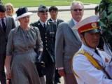 Самолет датской королевы вернулся в аэропорт из-за шторма во Вьетнаме