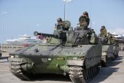 В Швеции вернут всеобщую воинскую повинность