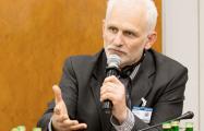 Правозащитник Алесь Беляцкий встретился с еврокомиссаром  Гюнтером Эттингером