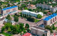 Жители Осиповичей вышли на протест