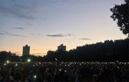 Видеофакт: Минск зажигает