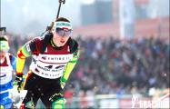 Белорус Чепелин выиграл бронзу на этапе Кубка мира по биатлону