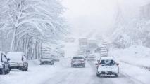 На четверг, 11 февраля, в Беларуси объявлен оранжевый уровень опасности