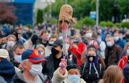 Reuters: По всей Беларуси прокатились протесты под лозунгом «Стоп таракан!»