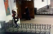 Женщина с топором напала на Свято-Духов собор в центре Минска