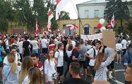 Евгений Афнагель: Мы требуем освобождения лидеров оппозиции и других незаконно задержанных