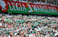 Почему фанаты «Легии» перед каждым матчем исполняют песню уроженца Беларуси