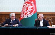 В Афганистане подписали договор о разделе власти