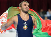 Белорусский спортсмен стал чемпионом Европы по греко-римской борьбе
