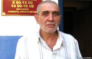 Политбеженец Юрий Рубцов выписан из больницы