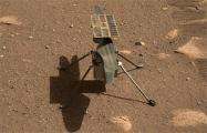 Первый в истории полет вертолета на Марсе прошел успешно