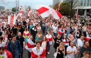 В Таллинне идут съемки фильма о белорусских протестах