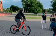 В Светлогорске стартовал первый велопробег солидарности