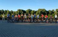 Светлогорск снова собрался на Велопробег солидарности