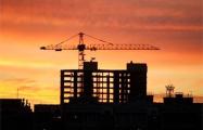 В Беларуси строят все меньше жилья