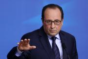 Олланд призвал Путина отказаться от признания выборов в ДНР и ЛНР
