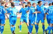 Минское «Динамо» возглавило турнирную таблицу чемпионата Беларуси
