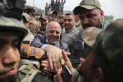 Премьер-министр Ирака приказал арестовывать мародеров в Тикрите