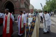 Англиканская церковь выступила против расизма среди священников