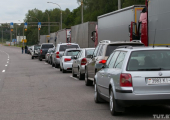 Госпогранкомитет предупредил о возможности очередей на границе в праздники