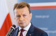 Мариуш Блащак призвал союзников по НАТО увеличить количество войск в Польше